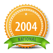 Vascular Surgical Society of GB & I Harrogate 2004 - Venous Forum Prize National Rosette
