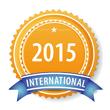 Charing Cross International Symposium London 2015 - Certificate of Merit International Rosette