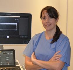 Lyn Davies - Radiographer