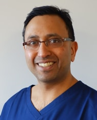 Dr Ajay Pankhania - The Whiteley Clinic